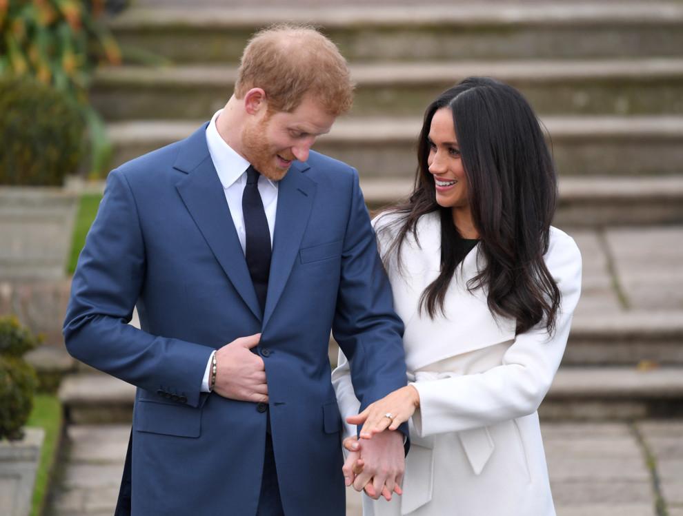 Меган Маркл удалила свои страницы в соцсетях из-за свадьбы с принцем Гарри