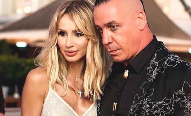 Встреча в Баку: Светлана Лобода беременна от солиста группы Rammstein