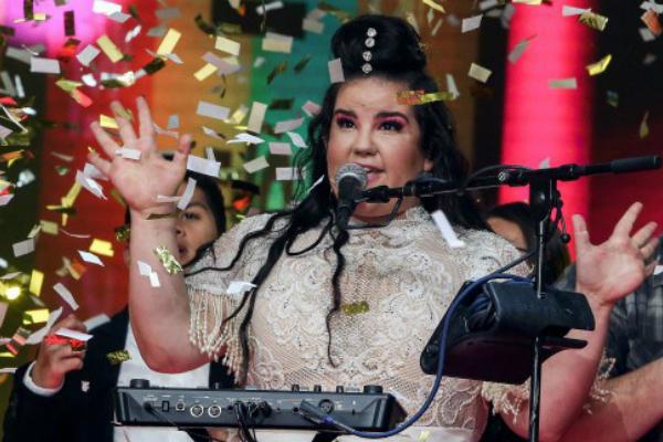 Победителем «Евровидения 2018» c 529 баллами стала представительница Израиля Нетта