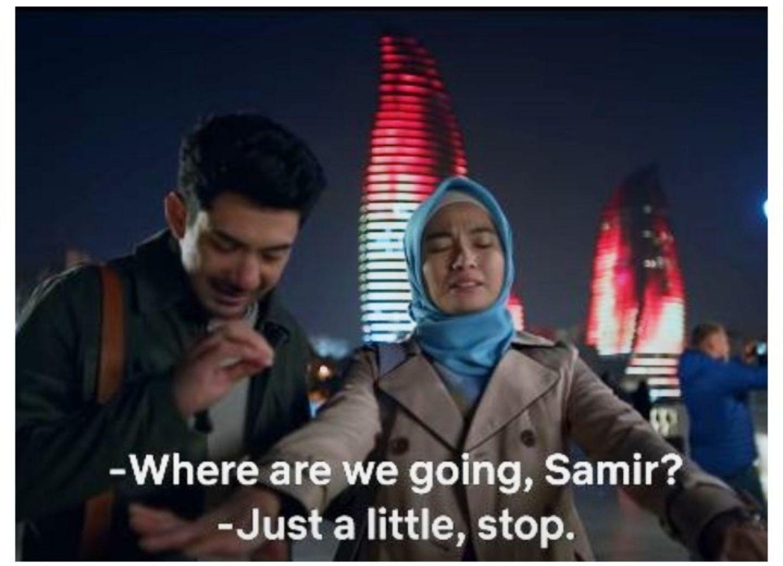 Netflix снял в Баку историю любви Лейли и Меджнуна
